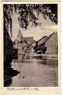 Ansichtskarte Mölln Blick auf die Stadt mit Kirche