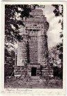 Ansichtskarte Itzehoe Bismarckturm