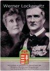 Ansichtskarte Reichsverweser von Ungarn Nikolaus Horthy von Nagybanya mit Frau