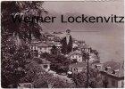 Ansichtskarte Schweiz Brissago Lago Maggiore Tessin Ortsansicht