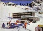 Ansichtskarte Österreich Reißeck Kärnten Bergheim Reißeck mit Hubschrauber chopper