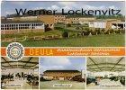 Ansichtskarte Rendsburg DEULA Landmaschinen-Lehranstalt Schleswig-Holstein