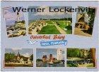 Ansichtskarte Burg auf Fehmarn Strandpartie Markt Mühle Speicher Teich