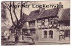 Alte Ansichtskarte Wernigerode Harz Haus Gadenstedt