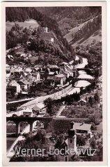 Ansichtskarte Österreich Landeck Tirol Ortsansicht