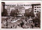 Ansichtskarte Düsseldorf Corneliusplatz mit Straßenbahn