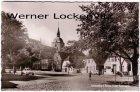 Ansichtskarte Burg auf Fehmarn Markt mit Kirche