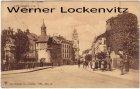 Alte Ansichtskarte Freiburg i. B. Schwabentorbrücke