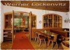 Ansichtskarte Bad Reichenhall-Karlstein Karlsteiner Stuben Inh. M. und M. Schindler