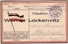 Posen Feldpostkarte Torpedo-Fahrrad Weilwerke Frankfurt