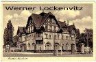Alte Ansichtskarte Leipzig Forsthaus Raschwitz Inh. H. Wendler