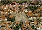 Ansichtskarte Glückstadt Elbe Ortsansicht Luftbild