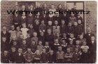Krauschwitz-Pechern OL Schulklasse Fotokarte Schule