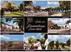Ansichtskarte Schneverdingen Hotel-Landhaus Höpen Marktstraße Harburger Straße