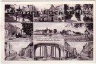 Ansichtskarte Friedrichstadt an der Eider mehrfach Straßenansichten