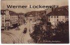 Ansichtskarte Schweiz St. Gallen Hechtplatz mit Straßenbahn
