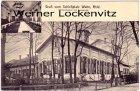 Alte Ansichtskarte Köln-Wahn Truppenübungsplatz Schießplatz Offizierskasino