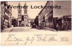 Alte Ansichtskarte Koblenz am Rhein Castorkirche und Generalkommando Kaserne