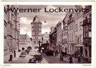 Ansichtskarte Lübeck Burgtor