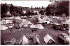 Ansichtskarte Österreich Pörtschach am Wörthersee Campingplatz mit Strandbad Kogler Kärnten