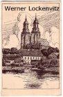 Ansichtskarte Polen Posen Gnesen Gniezno Der Dom zu Gnesen Zeichnung von W. Lenz