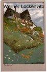 Ansichtskarte Tschechien Einödhof sign. Hugo Steiner Prag Künstlerkarte