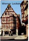Ansichtskarte Limburg an der Lahn Fachwerk am Kornmarkt mit Geschäft der Firma Brühl