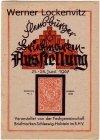 Ansichtskarte Flensburg Briefmarken Ausstellung 1947 Sonderstempel