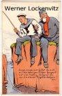 Ansichtskarte Propaganda Matrose angelt englisches Schiff