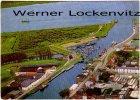 Ansichtskarte Glückstadt Elbe Luftbild