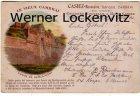 Ansichtskarte Carte Postale Frankreich France Cambrai Porte De Berlaimont Casiez-Bourgeois fabricant