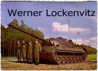 Ansichtskarte Bundeswehr Standardpanzer