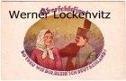 Ansichtskarte Schlesien Oberschlesien So treu wie Dir Bleib ich Deutschland Propaganda