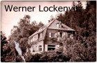 Ansichtskarte Süderfahrenstedt-Güldenholm Kurheim Seehaus Güldenholm mit Landpoststempel
