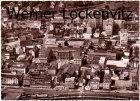 Ansichtskarte Wuppertal-Barmen Blick auf Rathaus mit Innenhaus Luftbild