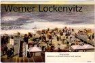 Alte Ansichtskarte Westerland auf Sylt Badeleben am Strandrestaurant und Kurhaus