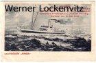 Alte Ansichtskarte Hamburg Lazarettschiff Hansa Übung Sanitätskolonne Harburg