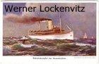 Ansichtskarte Stettin Schnelldampfer der Sassnitzlinie von Marinemaler Willy Stöwer