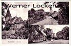 Ansichtskarte Ratekau Ortsansichten Straßen Kirche Gasthof zur Linde mehrfach