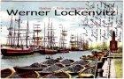 Alte Ansichtskarte Hamburg Partie aus dem Hafen Segelschiffe Lastkähne Schute Kohle Erz