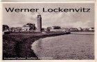 Ansichtskarte Cuxhaven Seepavillon und Leuchtturm