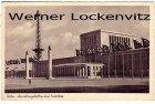 Ansichtskarte Berlin Ausstellungshallen und Funkturm