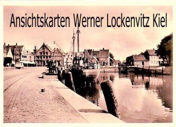Ansichtskarte Husum Hafen mit Schiffbrücke und Dampfer Argus Stettin