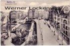 Ansichtskarte Berlin-Schöneberg Bayerischer Platz mit Park