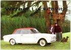 Ansichtskarte Ford Taunus 12 M Werbekarte