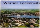Ansichtskarte Brunsbüttelkoog Ortsansicht Panorama Luftaufnahme