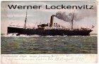 Ansichtskarte Dampfer Brandenburg NDL Motive Schiffe Passagierschiffe