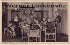 Ansichtskarte Potsdam-Babelsberg Nowawes Oberlinhaus Taubstummblinde in der Unterhaltung
