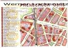 Ansichtskarte Berlin Landkarte Stadtplan Prenzlauer Berg