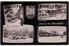 Ansichtskarte Braunlage-Hohegeiß Heimathütte mehrfach